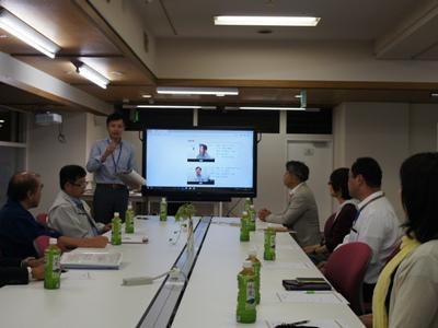 【i-bay利用者会議を開催しました!】/