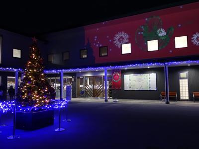 【川のみなと長井「かわべリング・クリスマス」】:画像