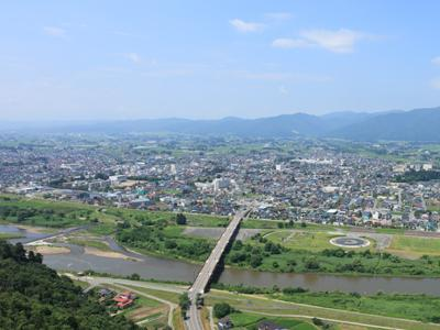 [by distance between stages scenery of Nagai living with Wed to the future] : Image