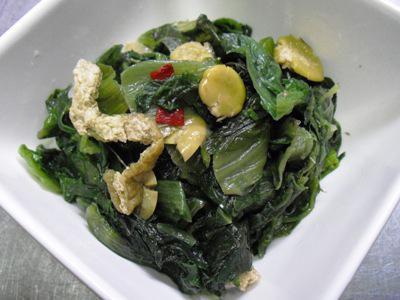 """[local cuisine """"Seisaini"""" of Yamagata] : Image"""