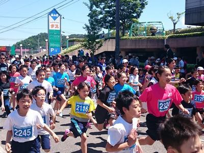 【第40回全国白つつじマラソン大会】:画像
