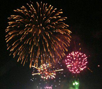 [the 25th long Wed Festival & Mogami River fireworks display] : Image