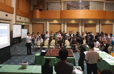 【マイクロマウス東北地区大会開催!】