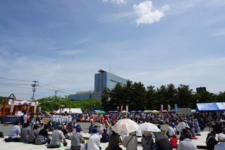 【第30回ながい黒獅子まつり〜地域文化発表会】/