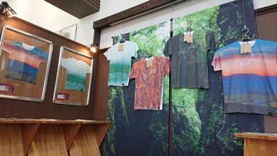 【『アルカディアTシャツ』展示販売中】:画像