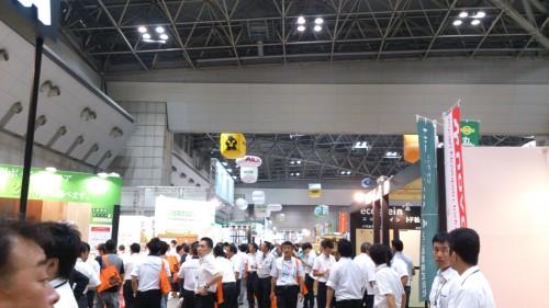 2013/08/27 16:17/ジャパン建材フェア
