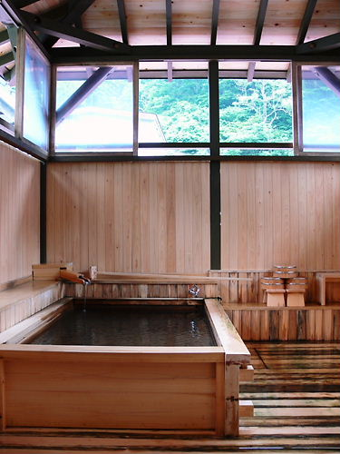 「予約なし無料の貸切風呂」の画像