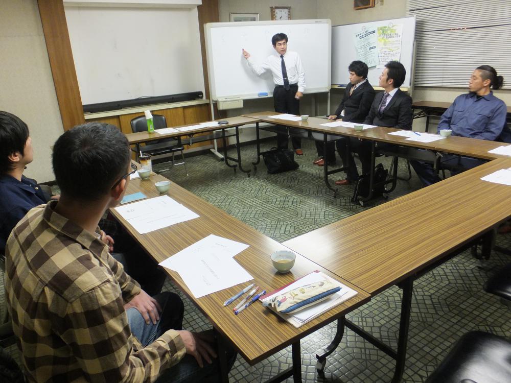 経営の勉強会☆