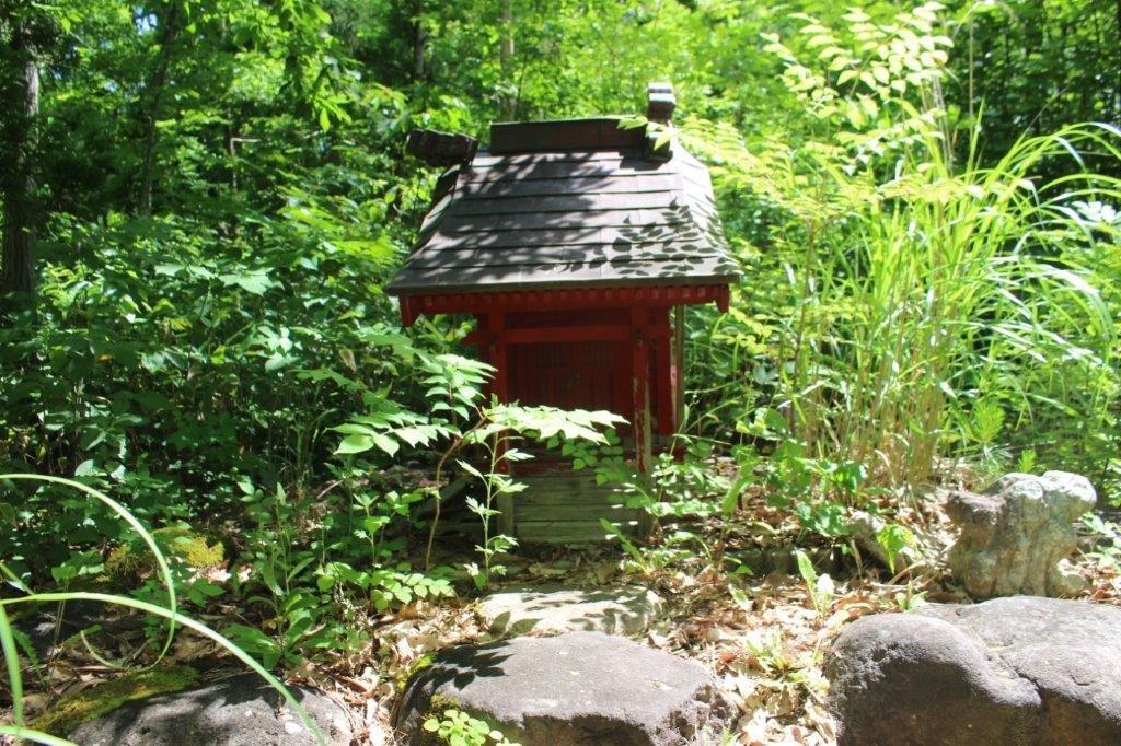 花窪の古峯原神社
