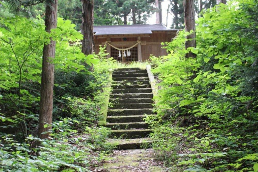 新田の山崎神社
