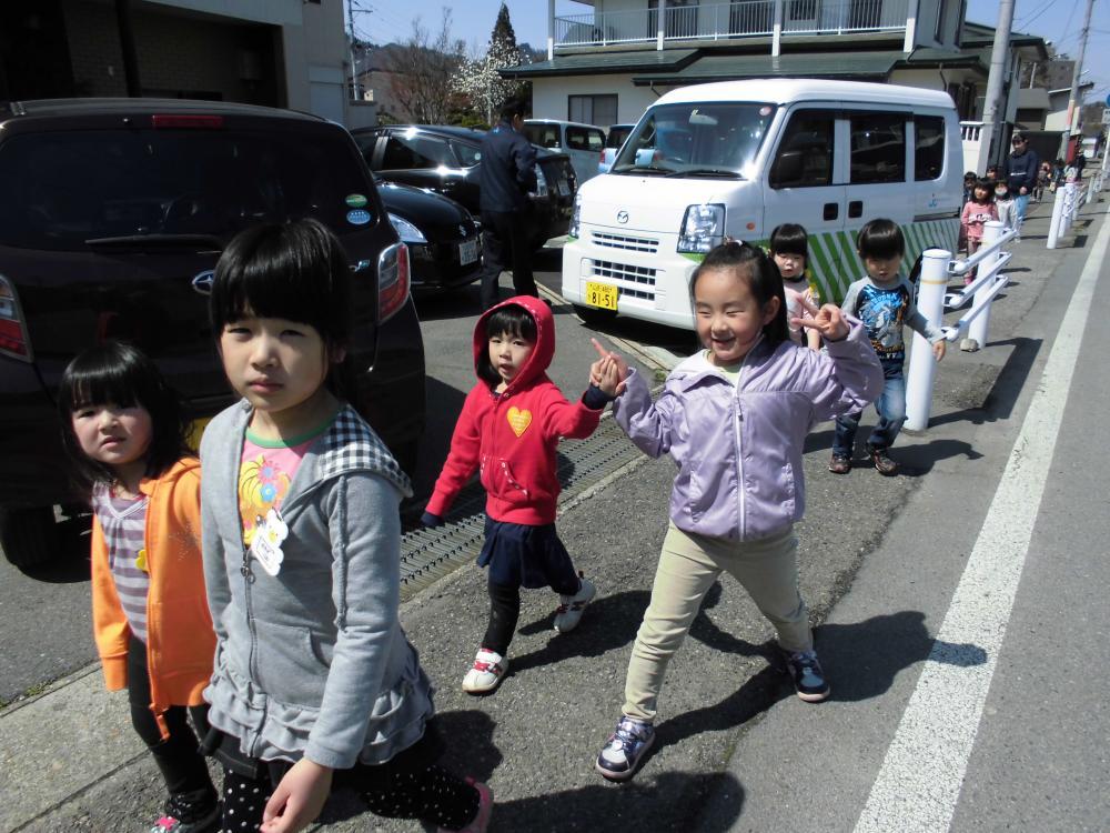 【入園式・進級式】新年度スタート!