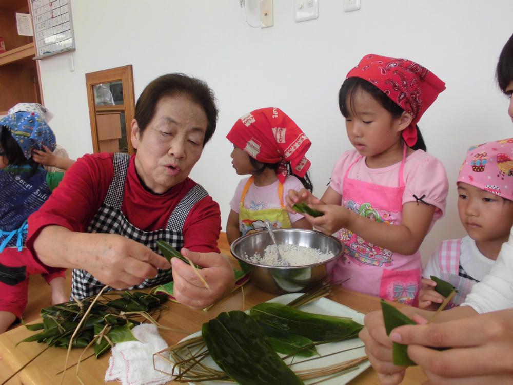 笹巻き「作り」