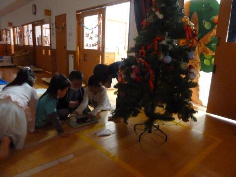 クリスマス会その②