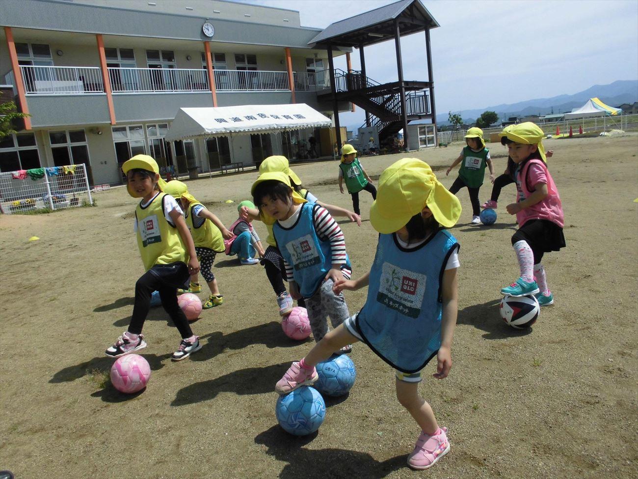 JFAサッカー教室