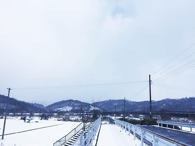 再び雪の山形へ