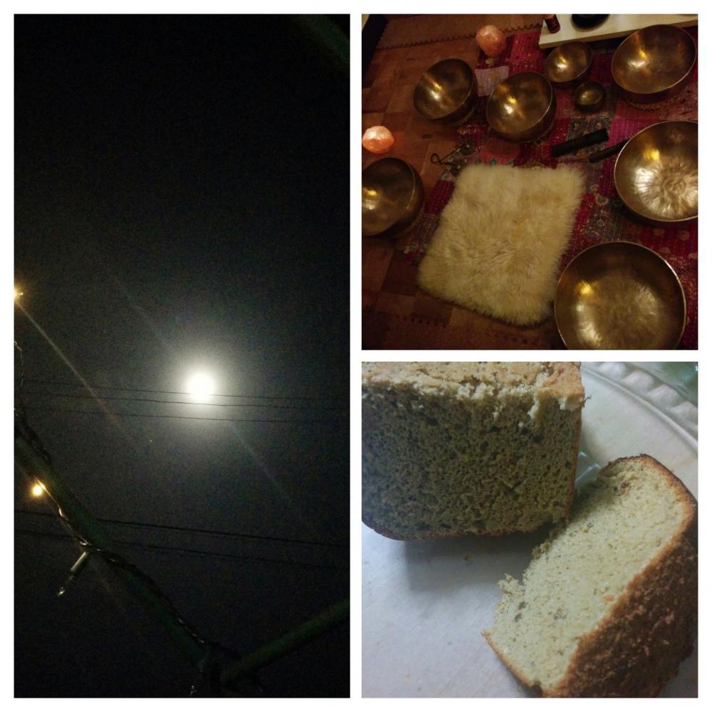 2月23日の満月「お月さま瞑想ライブ」ありがとうございました