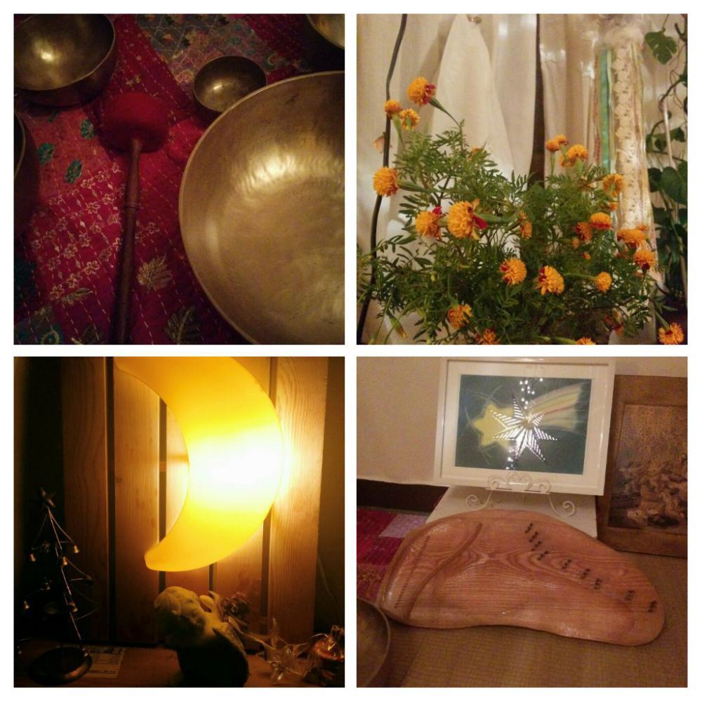 10月31日の「お月さま瞑想ライブ」ありがとうございました