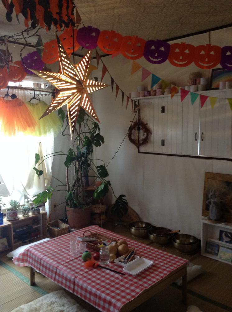10月28日ひょうたんdeマラカス作って遊ぼう!ハロウィンパーティー