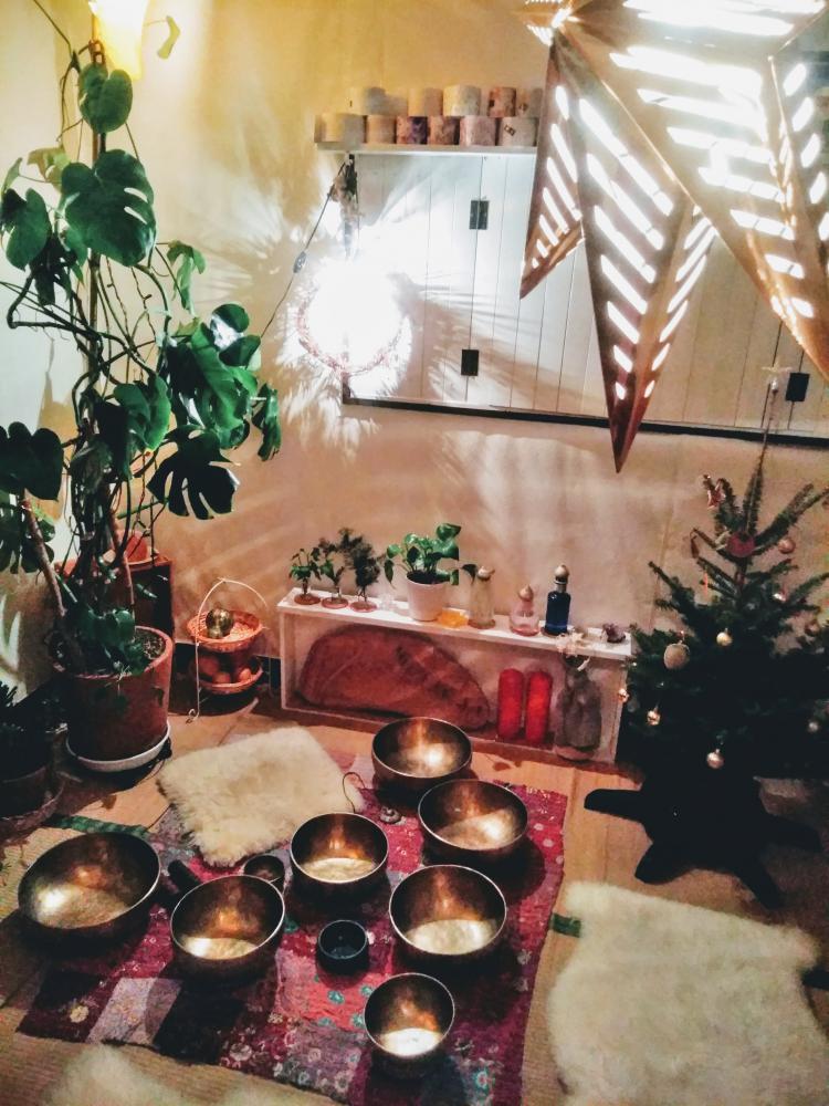 今年も「お月さま瞑想ライブ」ありがとうございました。