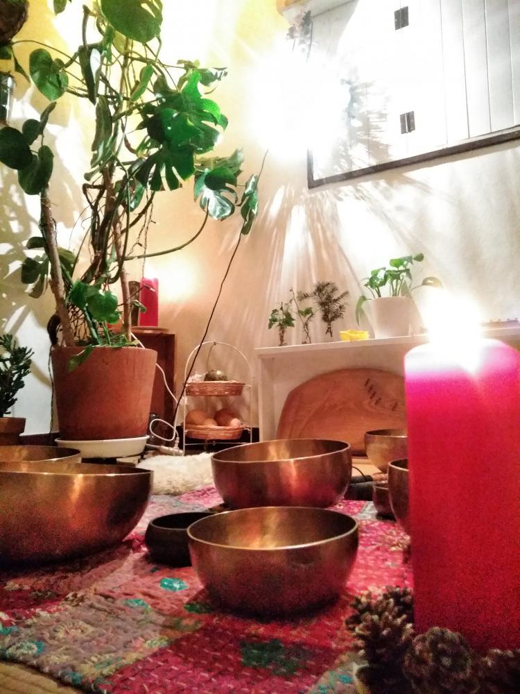 新年おめでとうございます!1月2日お月さま瞑想ライブありがとうございました。