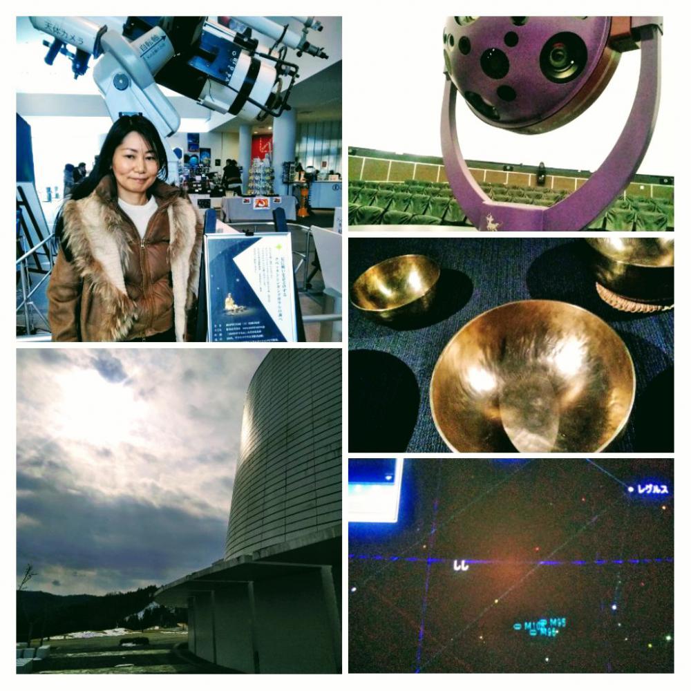 明日は「星に願いを音どけするチベッタンシンギングボウルの調べ」