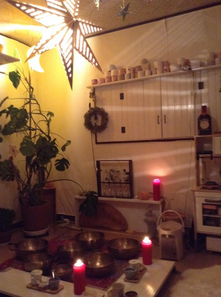おうし座の新月「お月さま瞑想ライブ」ありがとうございました。