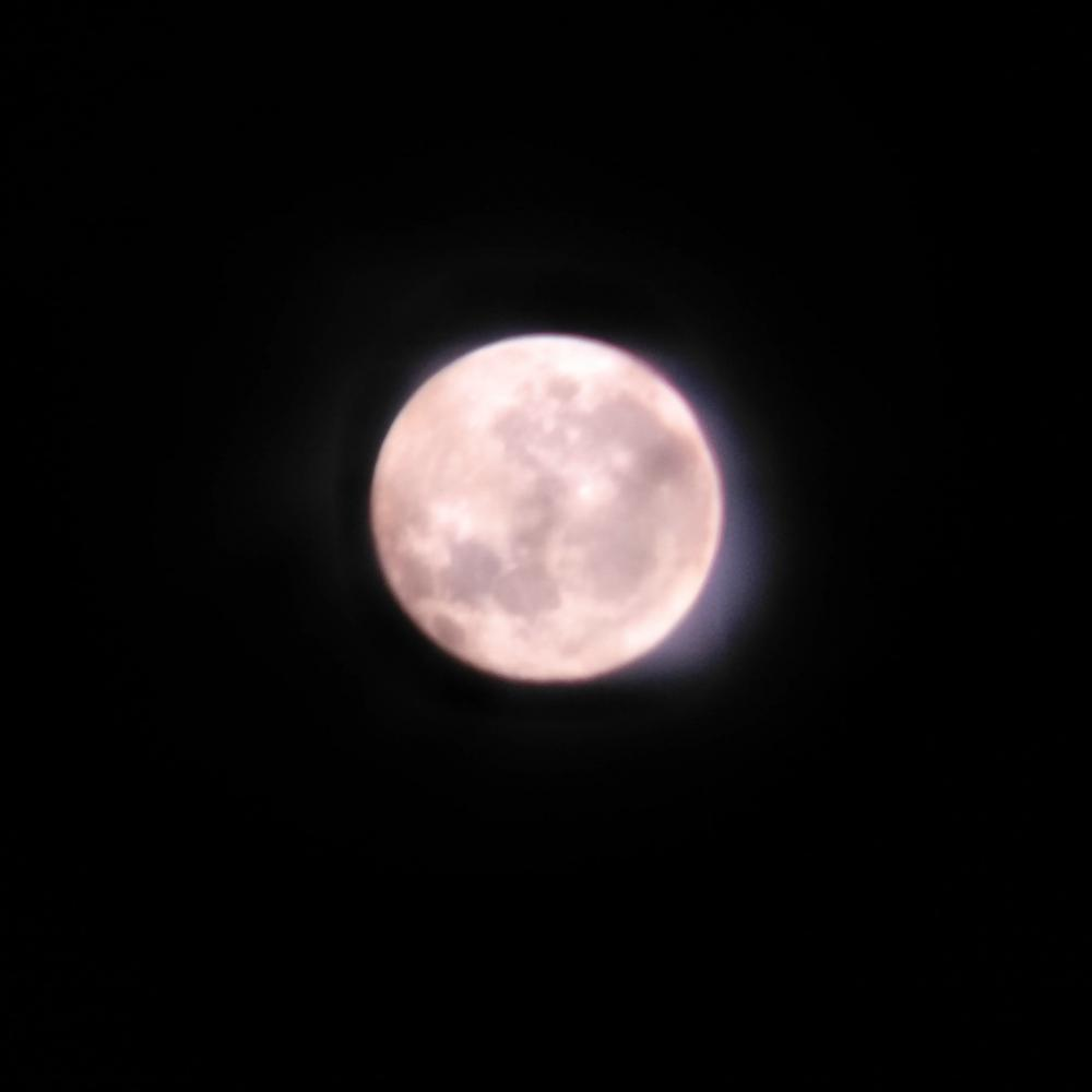 おうし座の満月「お月さま瞑想ライブ」ありがとうございました。
