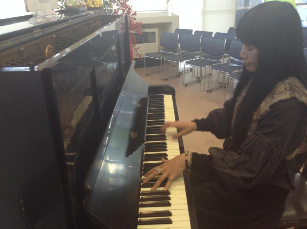 ついに宮城県に被爆ピアノが!
