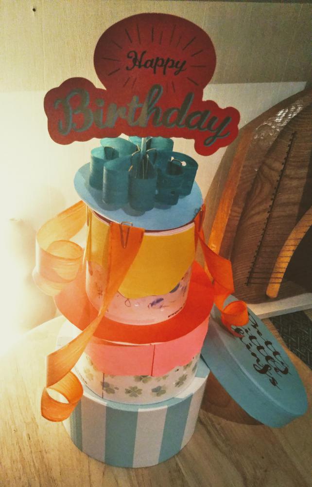お誕生日バースデーケーキの音どけ