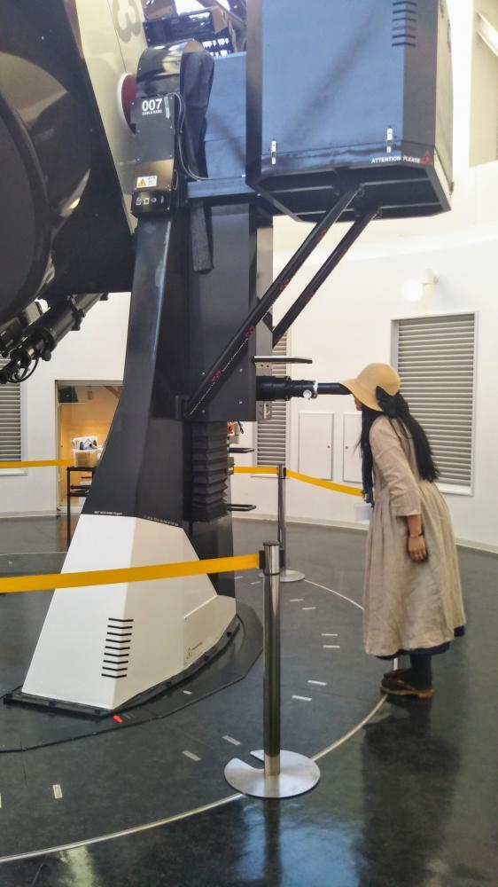 仙台市天文台へお出かけ~星に願いを音どけするチベッタンシンギングボウルの調べご案内
