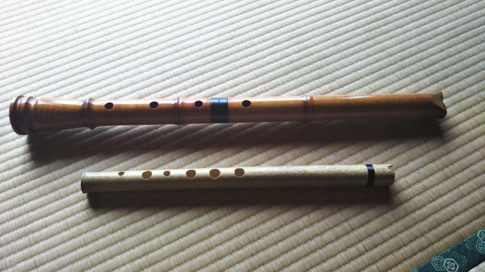 はじめて日本の楽器を手にする
