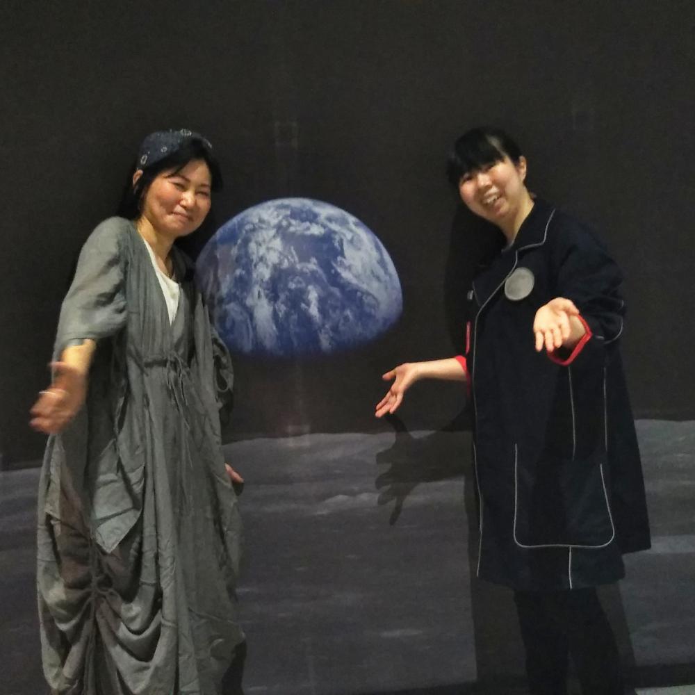 星に願いを音どけするチベッタンシンギングボウルの調べ、ご来場誠にありがとうございました!2019.11.2