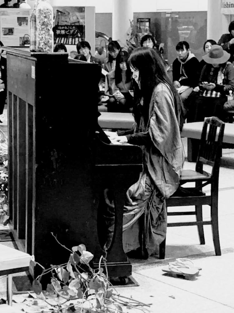2019/11/9 被爆ピアノ平和コンサートin Yamagataにて