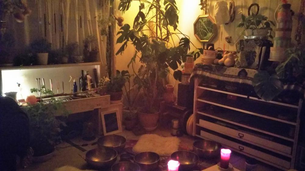 おひつじ座の新月「お月さま瞑想ライブ」ありがとうございました。