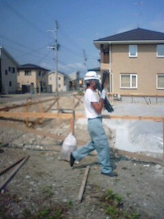 「基礎工事中!」の画像