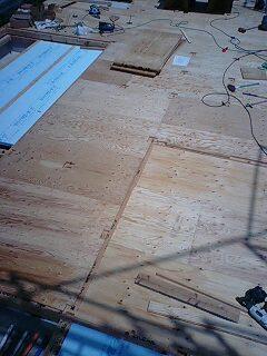「床敷き」の画像