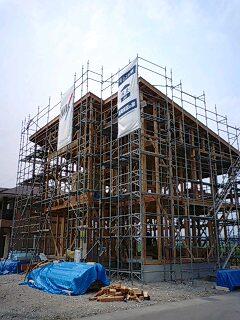 「建て方�」の画像