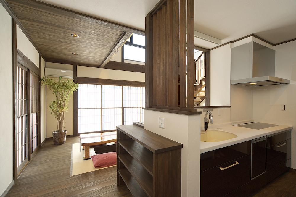 [キッチン]
