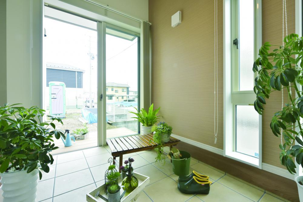 【家づくりコラム ガーデンテラスin空】:画像