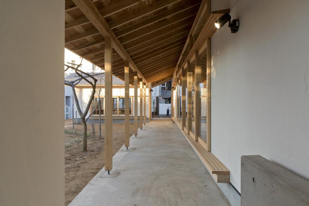 H保育園増築工事 —施工のみ—