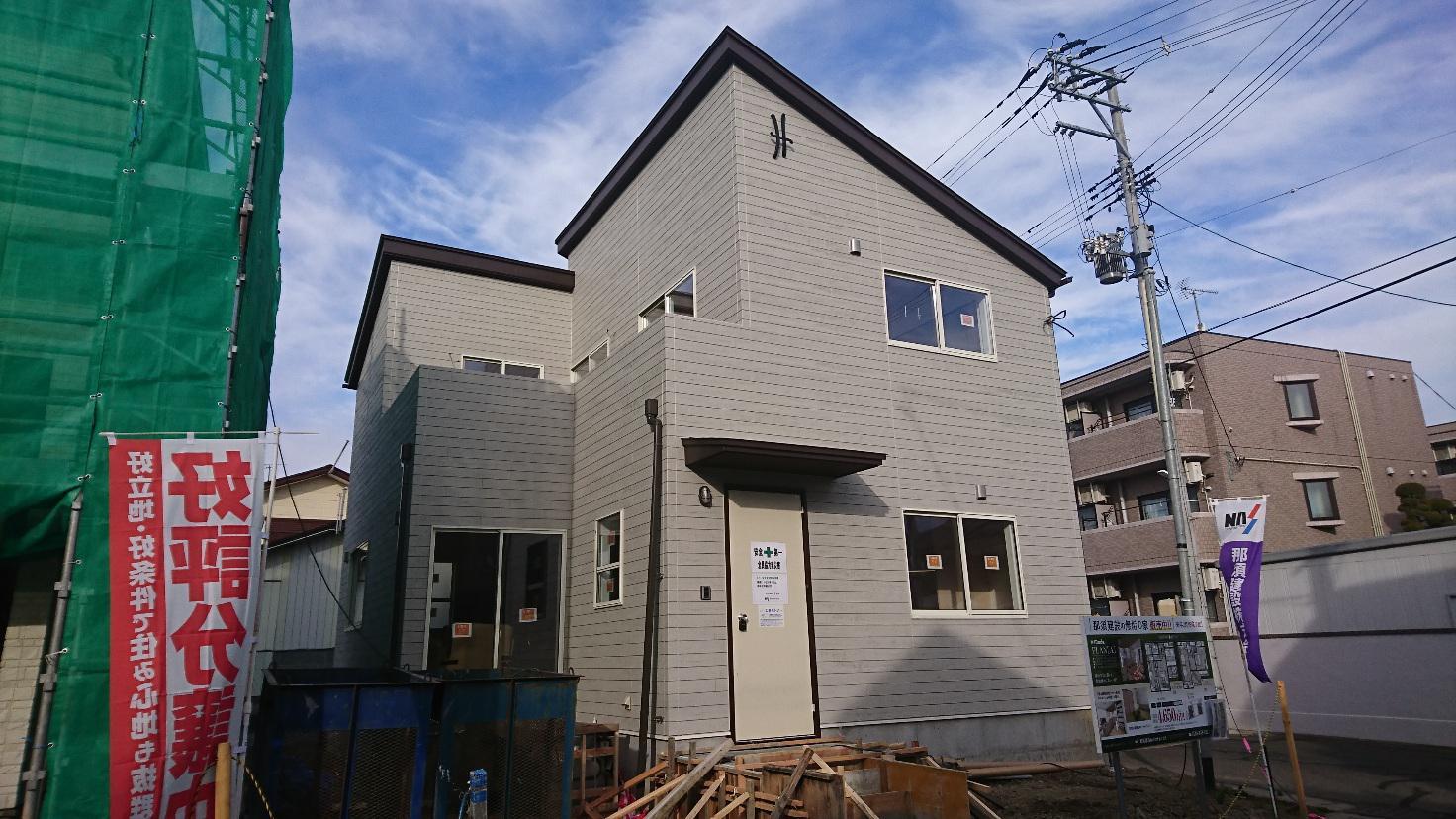 (泉崎)建売住宅A棟 4650万円(税込)