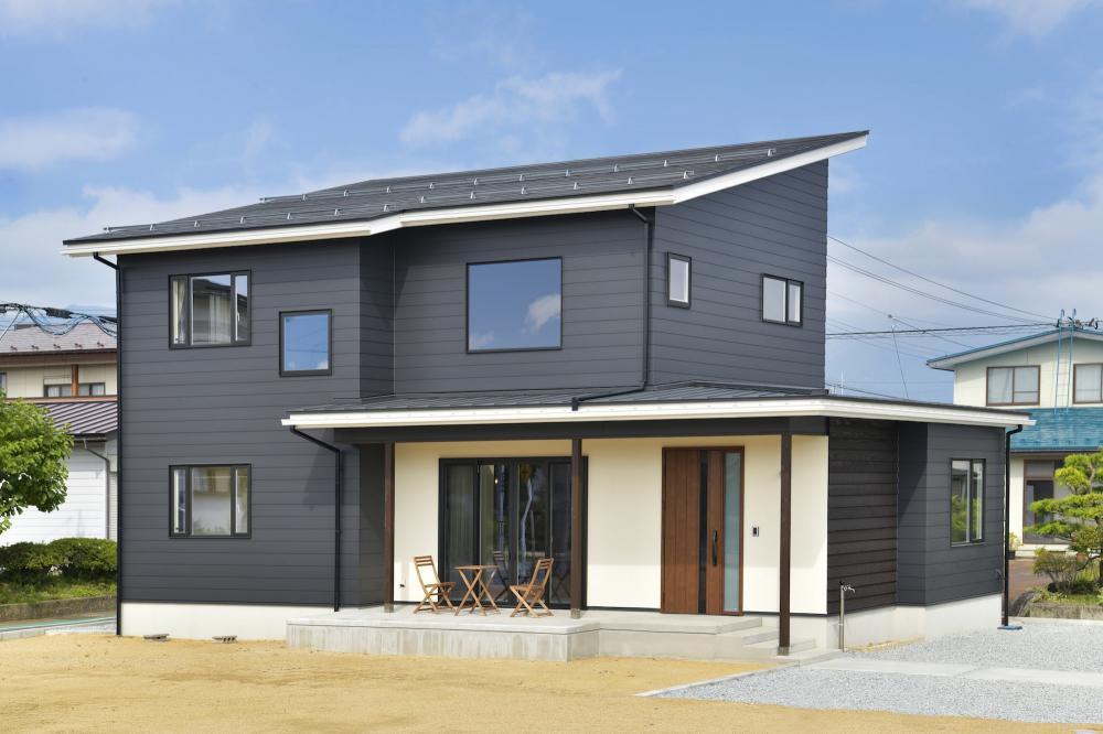 【長井市】モデルハウス:画像