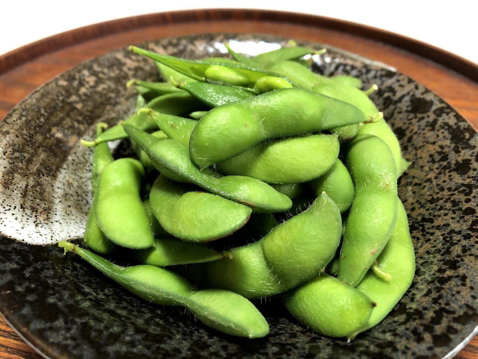 金の枝豆:画像