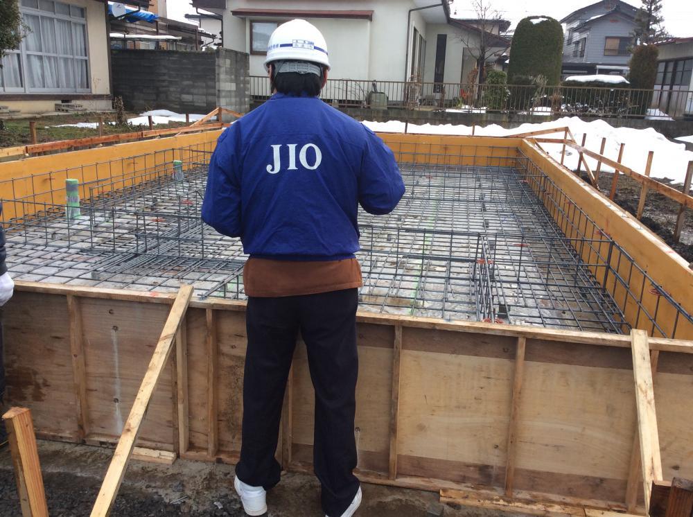 「私のしろい家」飯塚。検査完了!