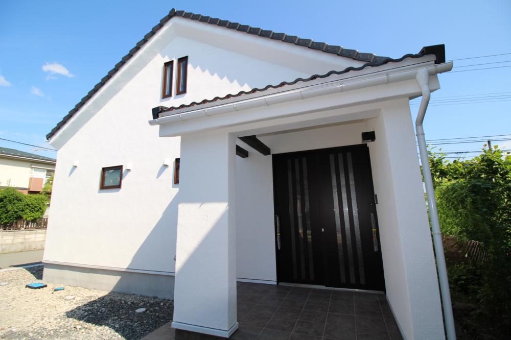 「私のしろい家」飯田和モダン、まだ内覧可能です!