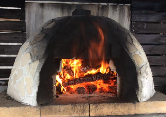 【2018.3.4】ピザと一緒に光冷暖体験!