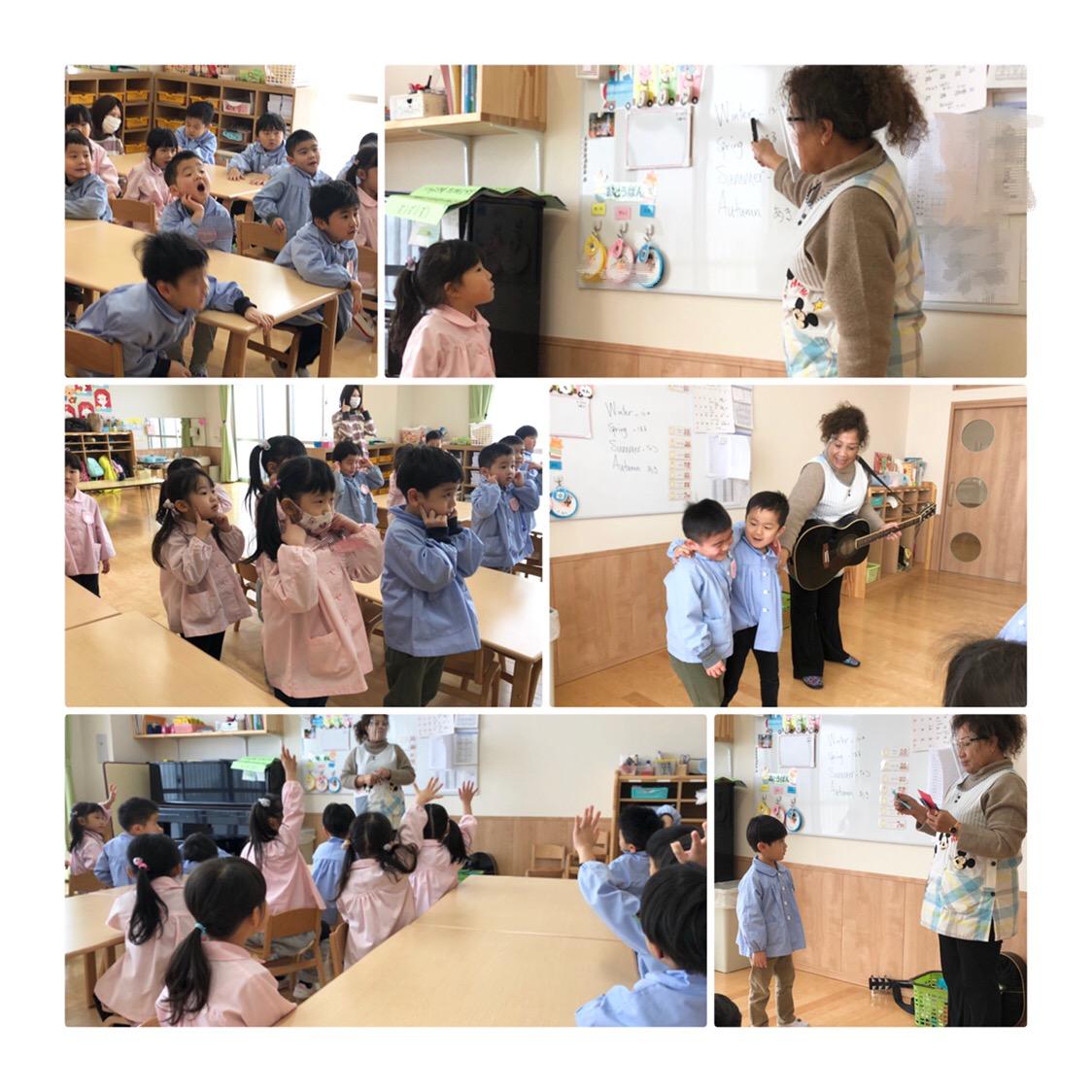 英語教室(うさぎ組)
