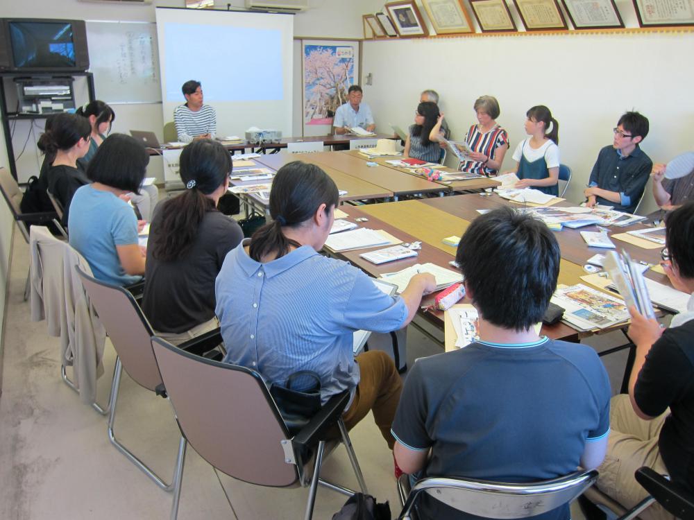 【プロジェクト始動!】「ぼくらのフラワー長井線 アートプロジェクト企画会議」