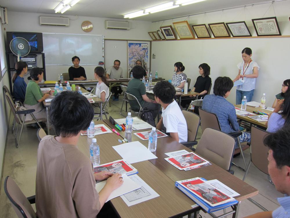 【第3回開催!】「ぼくらのフラワー長井線 アートプロジェクト企画会議」:画像