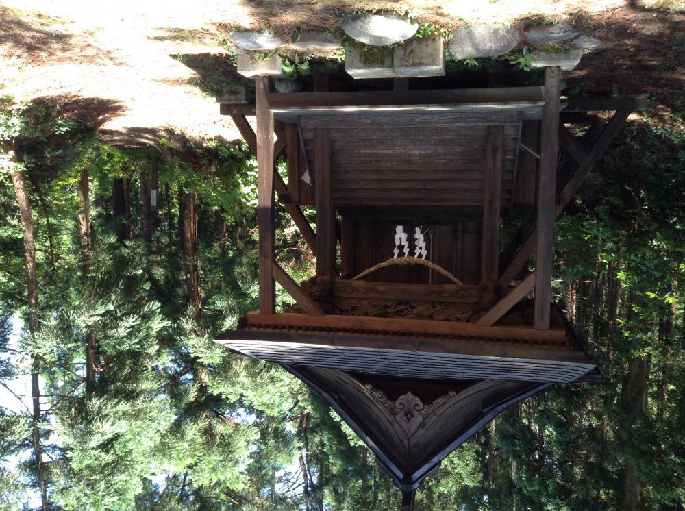 熊野神社に参拝